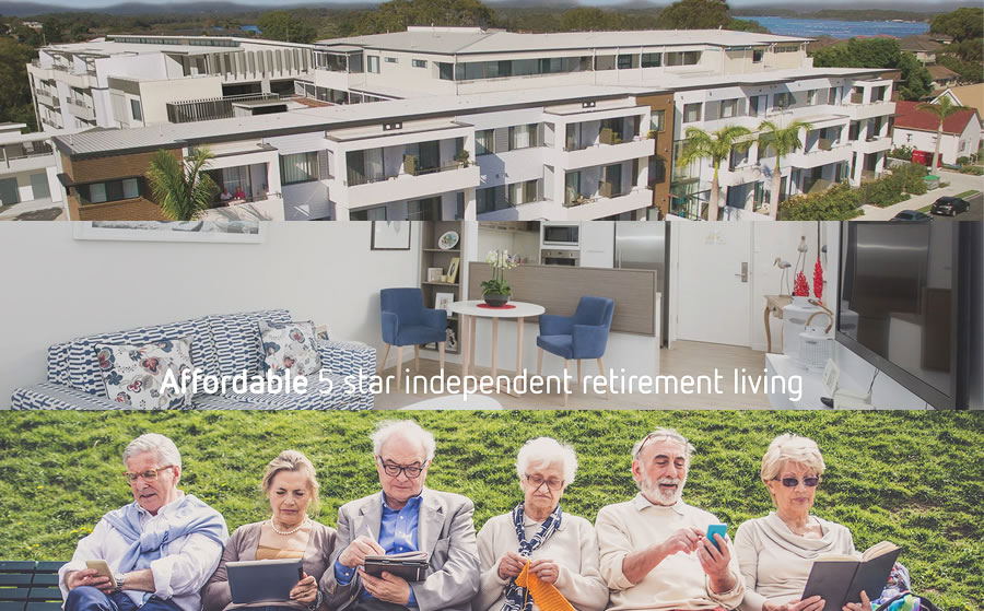 Age care facility gets back to the future with Omniscreen